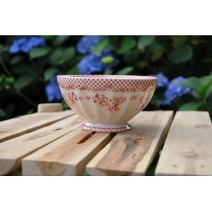 stephanie red french bowl