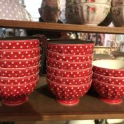 SPOT RED FRENCH BOWL XLARGE (3)