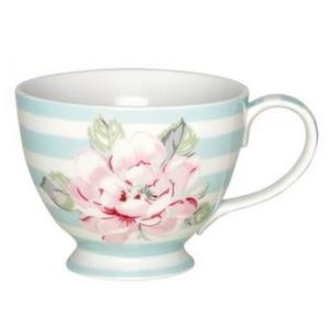 greengate ditte mint tea cup