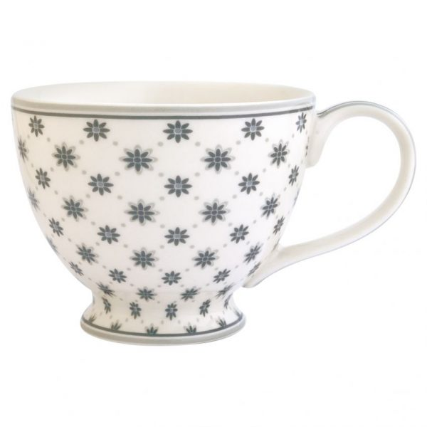 LAURIE WHITE TEA CUP