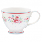 greengate tess white tasse a the