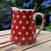 jug star red de Greengate