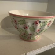 LILY PETIT WHITE FENCH BOWL MEDIUM (2)