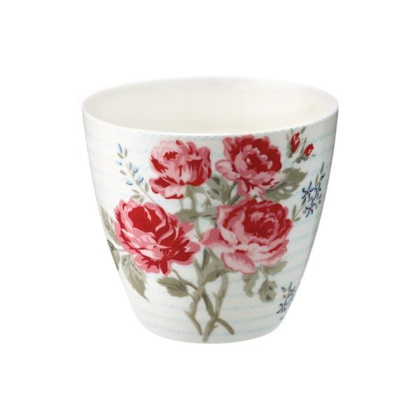 greengate elisabeth pale blue latte cup