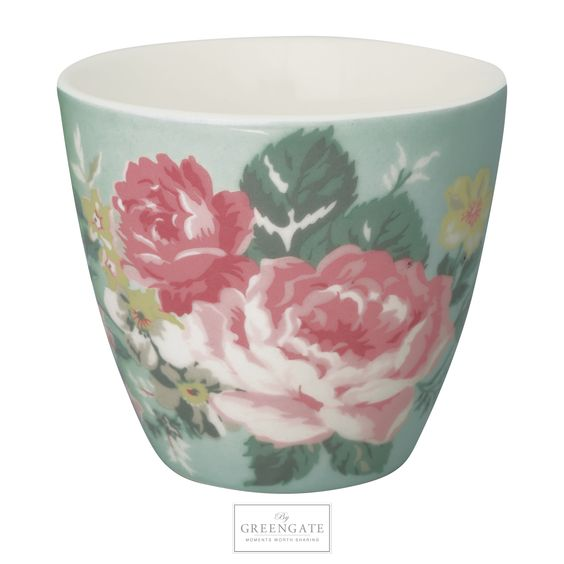 josephine pale pink latte cup