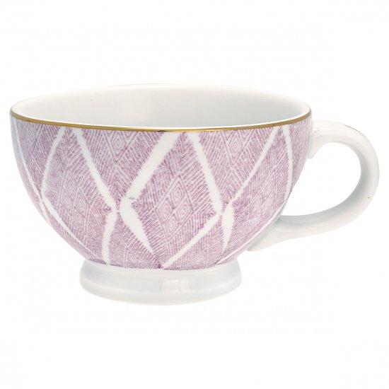 kassandra lavender pink tasse a thé