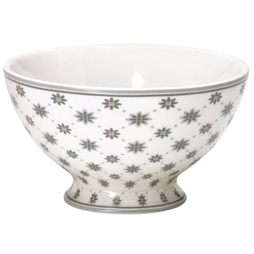 laurie white soup bowl