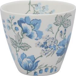 Greengate Latte cup Donna blue