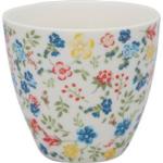 Greengate Latte cup Sophia white