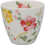 Greengate Latte cup Thilde white