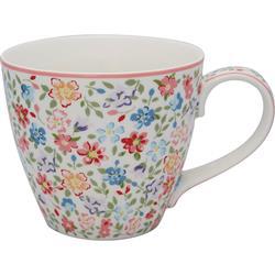 Greengate Mug Clementine white