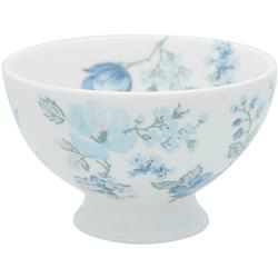 Greengate Snack bowl Donna blue