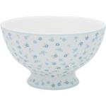 Greengate Soup bowl Ellise white