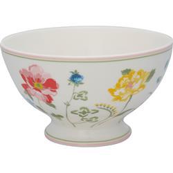Greengate Soup bowl Thilde white