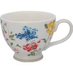 Greengate Teacup Thilde white