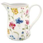 Greengate jug thilde white 0,5L(800x800)