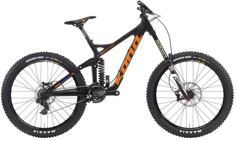 Kona Supreme Operator 2016 Dh Mountain Bike