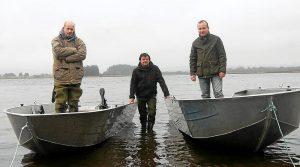barques lac de brennilis